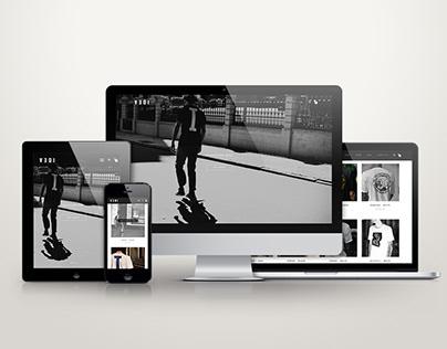 IDEA SKATEBOARDING WEBSITE