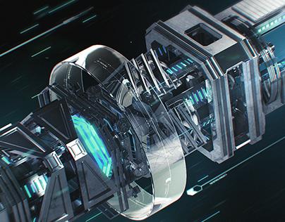 hi-tech detail