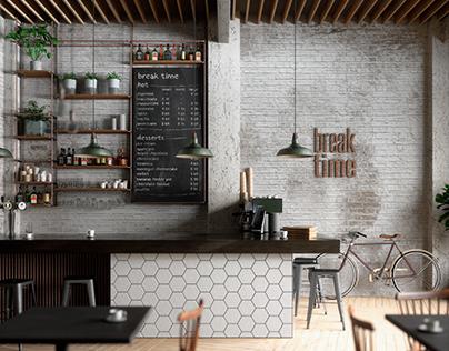 Break Time Café
