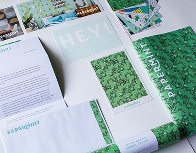 Papermint // Visual Identity