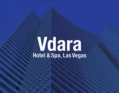 Vdara Hotel & Spa, Brand Dev, Campaign and ID Design