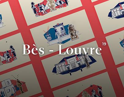 Bès - Louvre