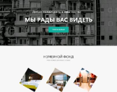 Website Hostel