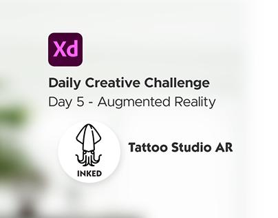 INKED - XD Creative Challenge