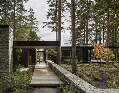 Whidbey Farm Retreat / MW works