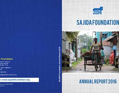 SF Annual Report Design