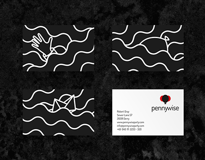 Corporate Design – Pennywise