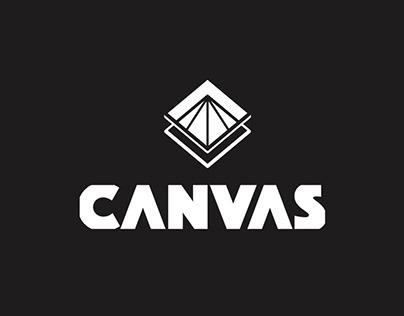 CANVAS | identity & illustration design