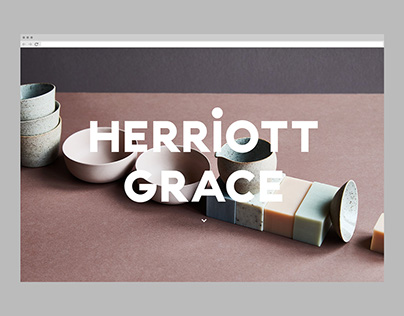 Herriott Grace Website