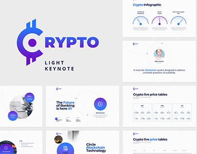 Crypto Presentation Template