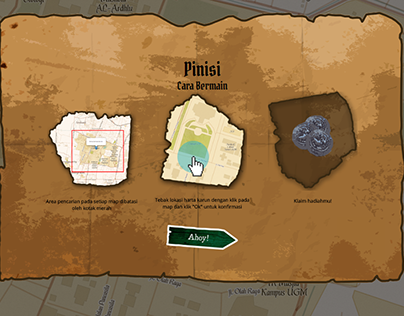 Pinisi Website for Social Experiment
