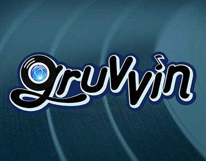 Gruvvin Logo Identity and Website Design
