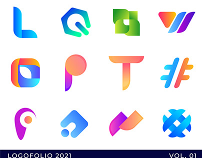 Logofolio 2021 | Vol. 01