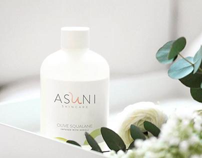Asuni Skincare Branding