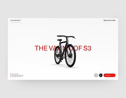 VanMoof Online Launch Event
