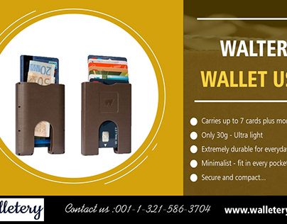 Walter Wallet USA | 00113215863704 | walletery.com