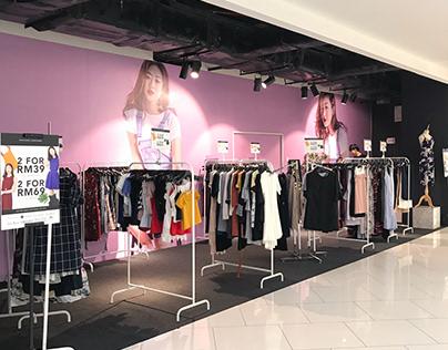 REFASH x Quill City Mall (Kuala Lumpur)