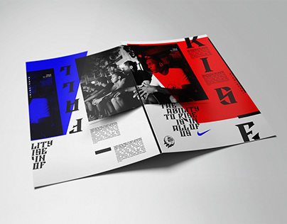Nike Premium Booklet