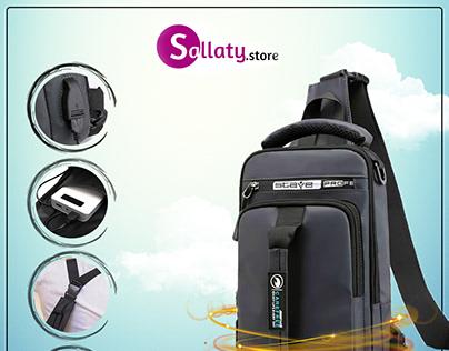 Sallaty Store social media designs