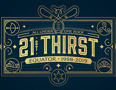 21st Thirst Gin