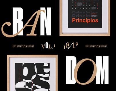 Random Posters | Vol.1
