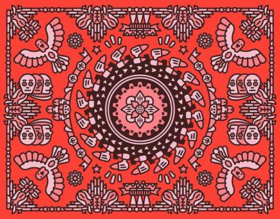Kaleidoscope Illustrations
