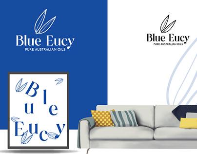 Blue Eucy Logo Design & Branding Guidelines