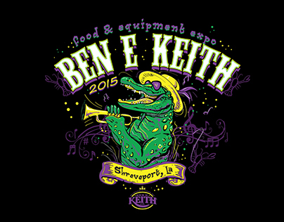 Ben E Keith Shreveport Food and Equipment Expo 2015
