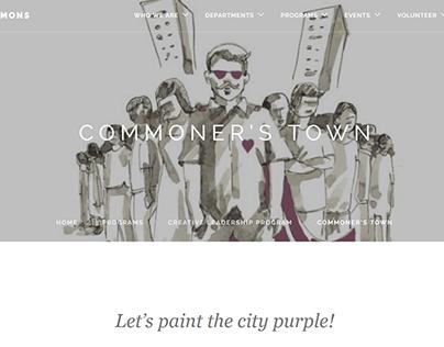 Website Design & Illustration