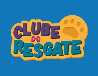 Clube do Resgate - Competição de Design
