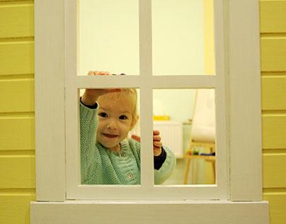 Montessori kids club / Concept and interior design