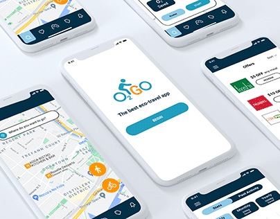 O2GO Eco-Travel App