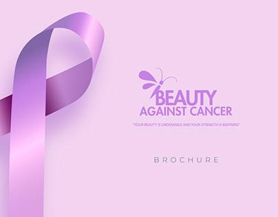 BEAUTY AGAINST CANCER / brochure