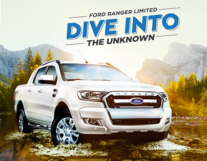 Ford Ranger Limited - Digital Media