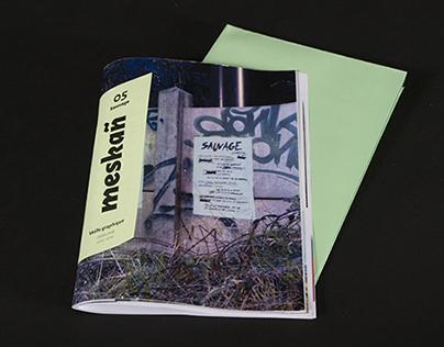 Fanzine Meskan