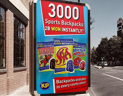 KP Snacks County Bag Promotion