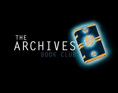 Logo Design - The Archives Podcast