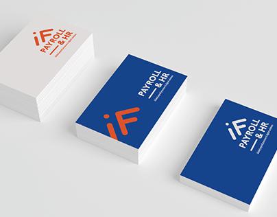 Branding & illustration IF Payroll