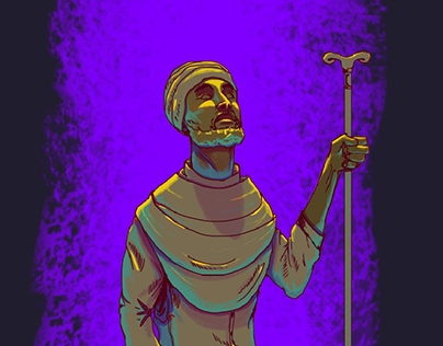 St. Yared, Birth of music