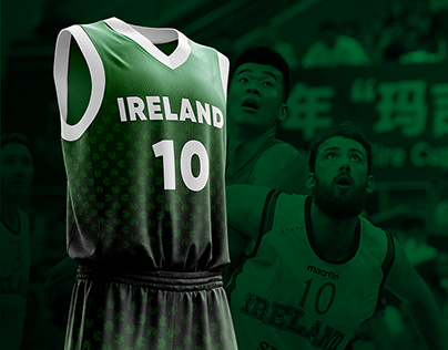 Basketball Ireland Rebrand