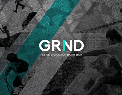 Grind Retail Branding