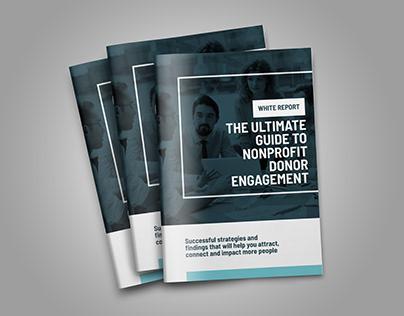 White Report Design