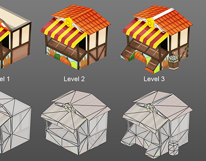 Farm Game Assets