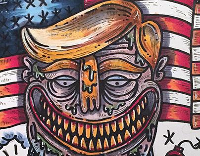 Trump is Dump