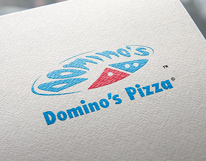 "Logo Redesign Project #1 ""Domino's Pizza"""