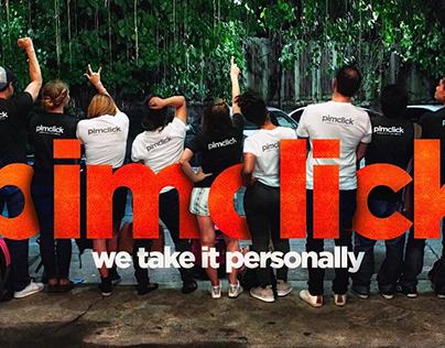 Pimclick - web agency bangkok on Behance
