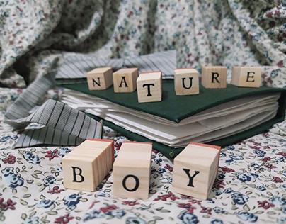 Nature boy Pop Up Book/Valentina Tomaselli