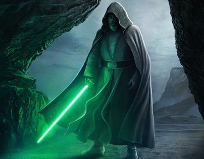 Beyond the Veil: Star Wars Fan Art