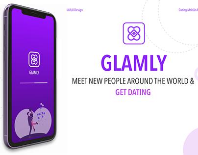 Glamly - Dating App for iOS