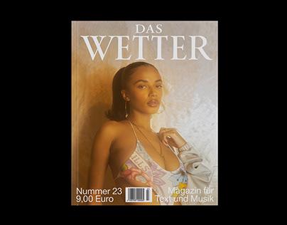 »Das Wetter« Magazine for Music and Literatur Issue 23